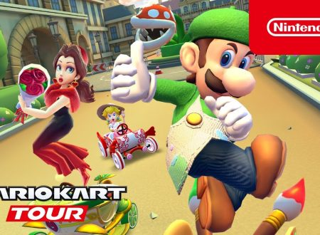 Mario Kart Tour: pubblicato il trailer dedicato al Tour di Parigi, ora disponibile