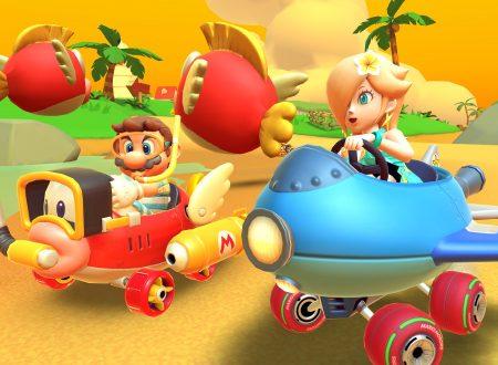 Mario Kart Tour: svelato l'arrivo imminente del Tour estivo, disponibile dal 30 giugno