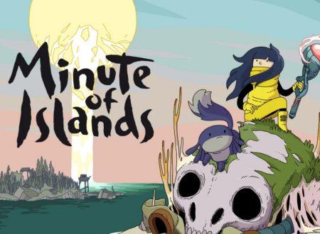 Minute of Islands: uno sguardo in video al titolo dai Nintendo Switch europei
