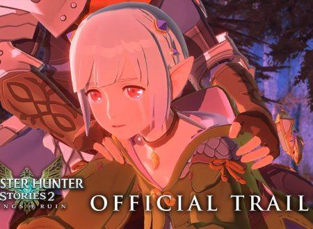 Monster Hunter Stories 2: Wings of Ruin, annunciata l'arrivo di una demo il 25 giugno su Nintendo Switch