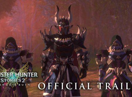 Monster Hunter Stories 2: Wings of Ruin, pubblicato il trailer del Summer Game Fest 2021