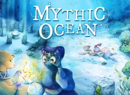 Mythic Ocean: uno sguardo in video al prologo del titolo dai Nintendo Switch europei