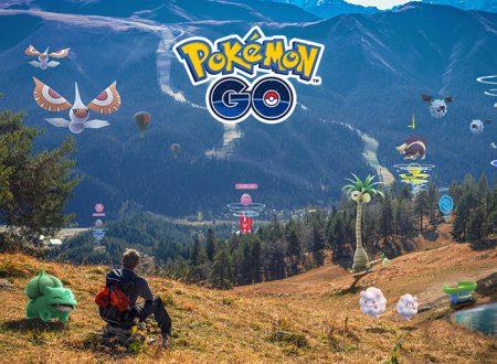 Pokèmon GO: svelata la nuova home page del sito ufficiale e aggiornamenti in arrivo nel gioco