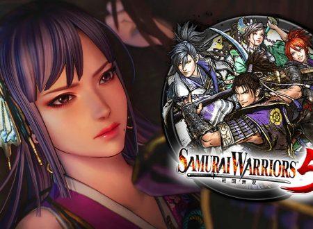 Samurai Warriors 5: uno sguardo in video alla demo dai Nintendo Switch giapponesi