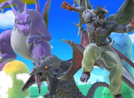 Super Smash Bros. Ultimate: il DLC di Kazuya Mishima è in arrivo il 30 giugno su Nintendo Switch