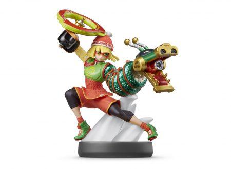 Super Smash Bros. Ultimate: l'amiibo di Min Min è in arrivo nel 2022 negli store europei