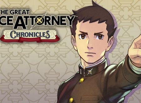 The Great Ace Attorney Chronicles, pubblicato il trailer di Capcom per l'E3 2021