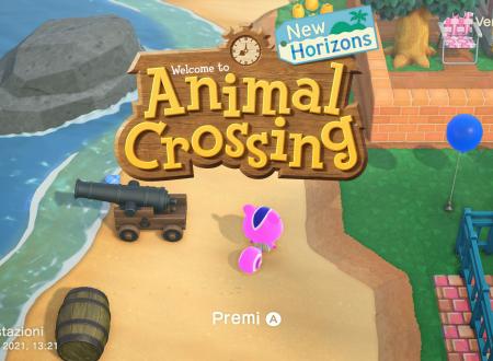 Animal Crossing: New Horizons, il titolo aggiornato alla versione 1.11.0 sui Nintendo Switch europei