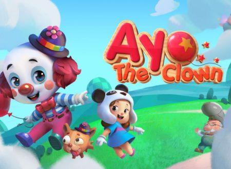 Ayo the Clown: uno sguardo in video al titolo dai Nintendo Switch europei