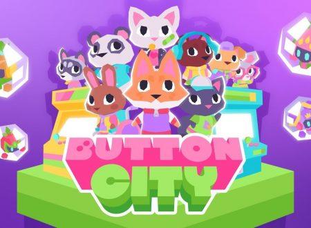 Button City: il titolo in arrivo il 10 agosto sull'eShop di Nintendo Switch
