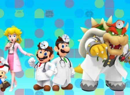 Dr. Mario World: il titolo mobile verrà chiuso definitivamente il prossimo 1 novembre