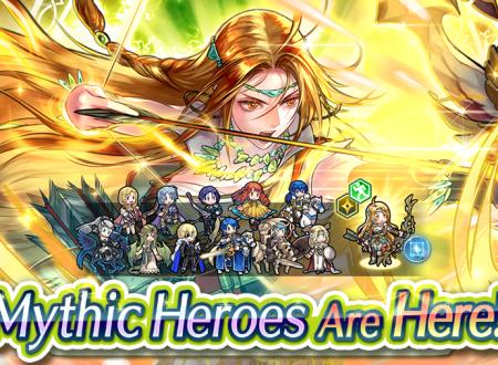 Fire Emblem Heroes: ora disponibile preferenza evocazione eroi mitici: Ullr, maestra dell'arco