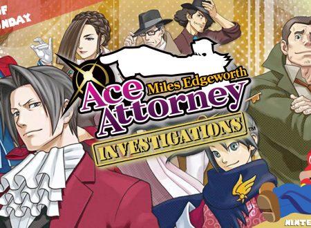 Game of the Sunday – Il gioco della domenica: Ace Attorney Investigations, quella volta che Miles Edgeworth diventò protagonista…