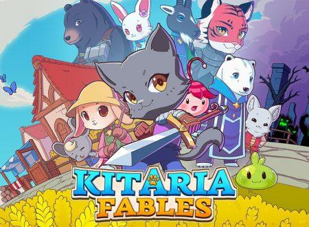 Kitaria Fables: il titolo in arrivo il 2 settembre sui Nintendo Switch europei