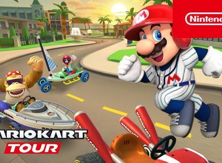 Mario Kart Tour: pubblicato il trailer dedicato al Tour di Los Angeles, ora disponibile