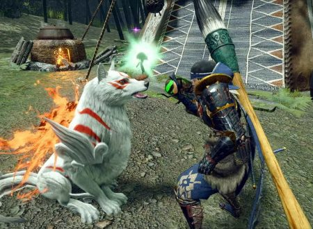 Monster Hunter Rise: il titolo aggiornato alla versione 3.2.0 sui Nintendo Switch europei