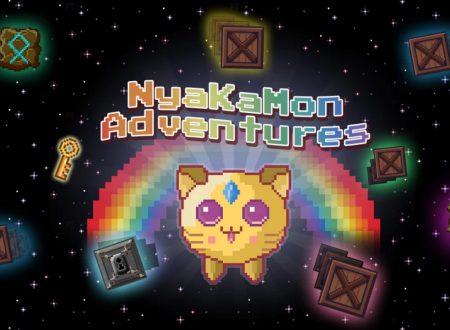 Nyakamon Adventures: uno sguardo in video al titolo dai Nintendo Switch europei