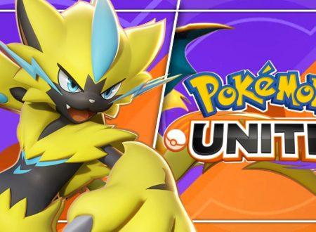 Pokémon UNITE: uno sguardo in video alla versione completa sui Nintendo Switch europei