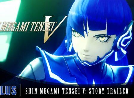 Shin Megami Tensei V: pubblicato un trailer dedicato alla trama