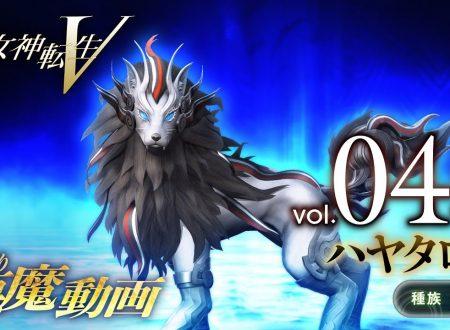 Shin Megami Tensei V: pubblicato un trailer giapponese dedicato al demone Hayataro
