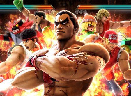 Super Smash Bros. Ultimate: svelato l'arrivo del torneo: Torneo di Tekken