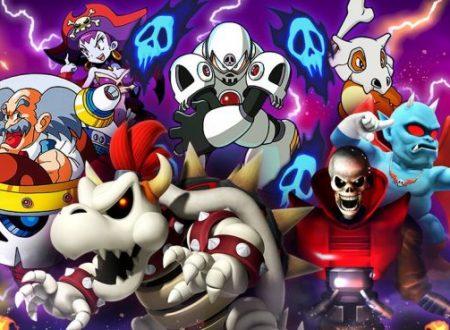 Super Smash Bros. Ultimate: svelato l'arrivo dell'evento degli spiriti: In ossa e ossa