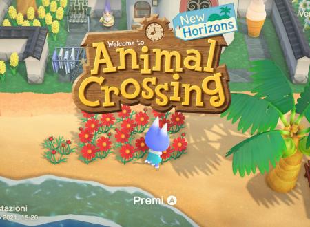 Animal Crossing: New Horizons, il titolo aggiornato alla versione 1.11.1 sui Nintendo Switch europei