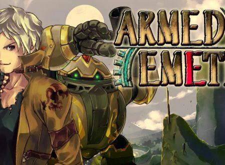 Armed Emeth: uno sguardo in video al titolo dai Nintendo Switch europei