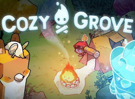 Cozy Grove: il titolo ora aggiornato alla versione 2.3.0 sui Nintendo Switch europei