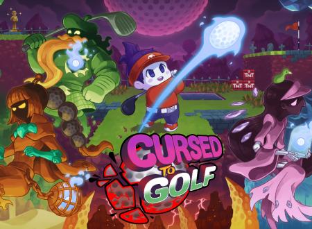 Cursed to Golf: il titolo in arrivo nel 2022 sull'eShop di Nintendo Switch