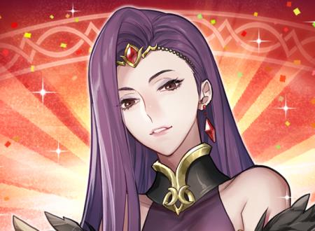 Fire Emblem Heroes: svelato l'arrivo del nuovo eroe fulgente, Sonya, La vendicativa