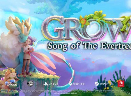 Grow: Song of the Evertree, titolo in arrivo il 16 novembre sull'eShop di Nintendo Switch