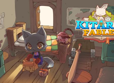 Kitaria Fables: pubblicato un nuovo aggiornamento del titolo su Nintendo Switch