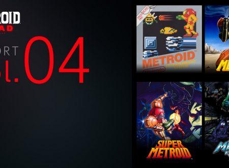 Metroid Dread: pubblicato il volume 4 del report del sito ufficiale di Nintendo