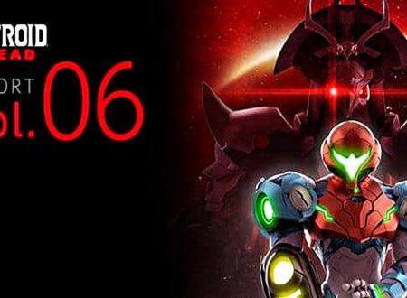 Metroid Dread: pubblicato il volume 6 del report del sito ufficiale di Nintendo