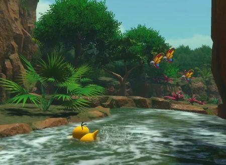 New Pokémon Snap: un video ci mostra il Fiume Milleflutti di Ameneas nel nuovo update