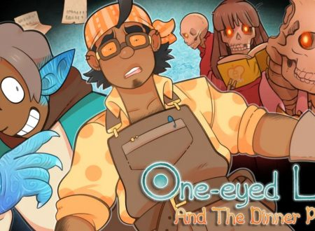 One-Eyed Lee and the Dinner Party: uno sguardo in video al titolo dai Nintendo Switch europei