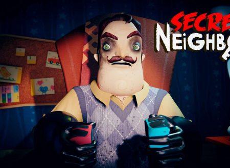 Secret Neighbor: uno sguardo in video al titolo dai Nintendo Switch europei