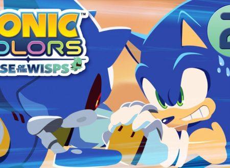 Sonic Colors: Ultimate, pubblicato l'episodio 2 della web serie animata, Rise of the Wisps