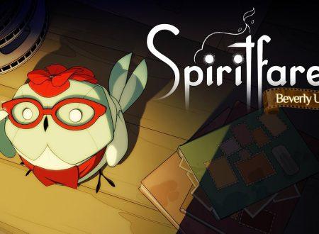 Spiritfarer: il titolo aggiornato alla versione 1.11 sui Nintendo Switch europei