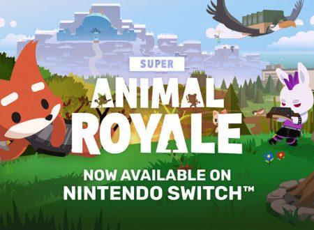 Super Animal Royale: uno sguardo in video al titolo dai Nintendo Switch europei