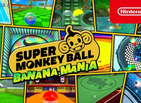 Super Monkey Ball Banana Mania: pubblicato il trailer, Party With the Gang!