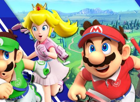 Super Smash Bros. Ultimate: svelato l'arrivo dell'evento degli spiriti: Mario Golf: Super Rush