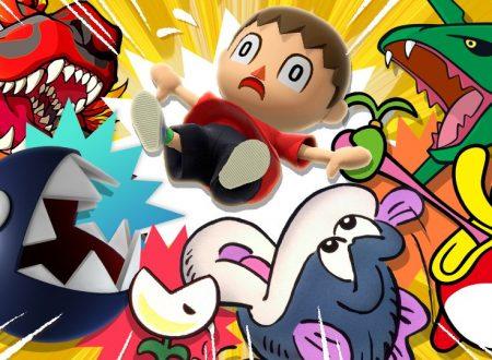 Super Smash Bros. Ultimate: svelato l'arrivo dell'evento degli spiriti: Mischia fuori dai denti