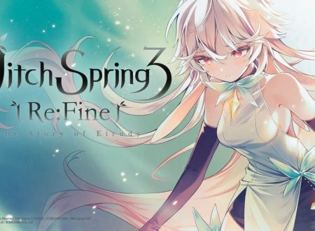 Witch Spring 3 Re:Fine -The Story of the Marionette Witch Eirudy-: il titolo in arrivo il 13 agosto su Nintendo Switch