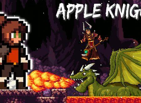 Apple Knight: uno sguardo in video al titolo dai Nintendo Switch europei