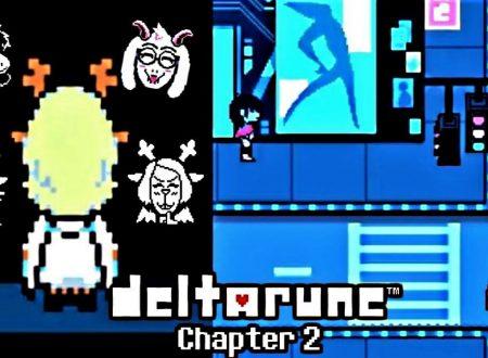 DELTARUNE: uno sguardo in video al Capitolo 2 del titolo di Toby Fox