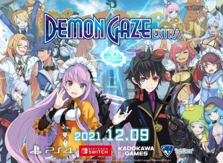 Demon Gaze EXTRA: il titolo in arrivo il 9 dicembre sui Nintendo Switch europei