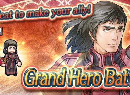 Fire Emblem Heroes: ora disponibile la grande battaglia: Aelfric, monaco custode