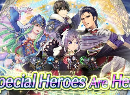 Fire Emblem Heroes: ora disponibili gli eroi speciali, Una splendida serata, atto secondo
